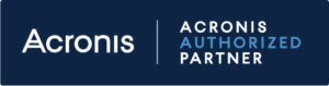 Acronis Authorised Partner