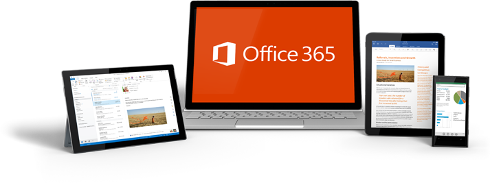 Office 365 any where any device