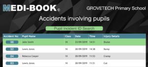 GROVETECH releases MEDI-BOOK 1.0.270919